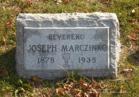 MARCZINKO, JOSEPH - Lucas County, Ohio | JOSEPH MARCZINKO - Ohio Gravestone Photos