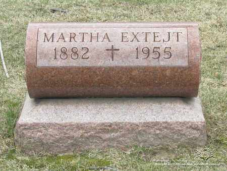 STRYSZYK EXTEJT, MARTHA - Lucas County, Ohio | MARTHA STRYSZYK EXTEJT - Ohio Gravestone Photos