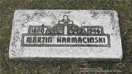 HARMACINSKI, MARTIN - Lucas County, Ohio | MARTIN HARMACINSKI - Ohio Gravestone Photos