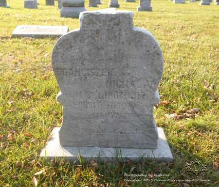 MICHALAK, FRANCISZEK - Lucas County, Ohio | FRANCISZEK MICHALAK - Ohio Gravestone Photos