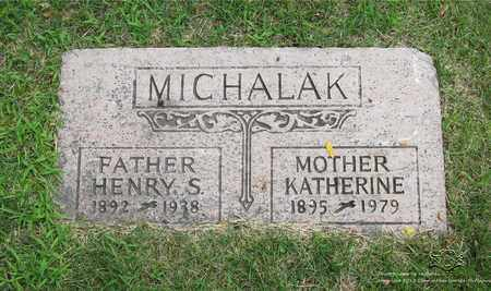 MICHALAK, KATHERINE - Lucas County, Ohio | KATHERINE MICHALAK - Ohio Gravestone Photos