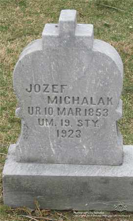 MICHALAK, JOZEF - Lucas County, Ohio | JOZEF MICHALAK - Ohio Gravestone Photos