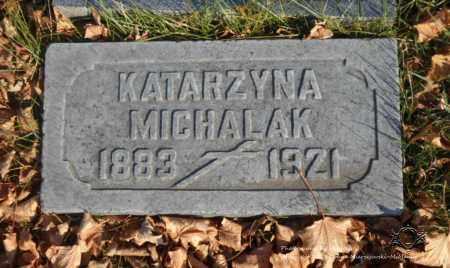 CIEZKI MICHALAK, KATARZYNA - Lucas County, Ohio | KATARZYNA CIEZKI MICHALAK - Ohio Gravestone Photos