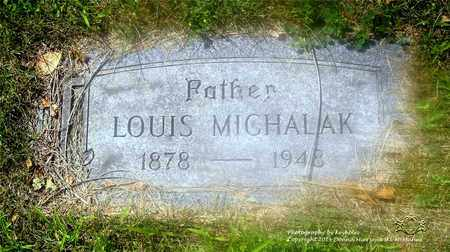 MICHALAK, LOUIS - Lucas County, Ohio | LOUIS MICHALAK - Ohio Gravestone Photos