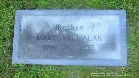 PRINTKI MICHALAK, MARY - Lucas County, Ohio | MARY PRINTKI MICHALAK - Ohio Gravestone Photos