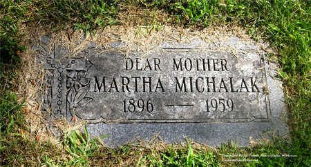 MICHALAK, MARTHA - Lucas County, Ohio | MARTHA MICHALAK - Ohio Gravestone Photos