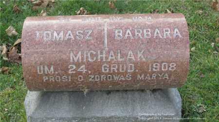 MICHALAK, TOMASZ - Lucas County, Ohio | TOMASZ MICHALAK - Ohio Gravestone Photos