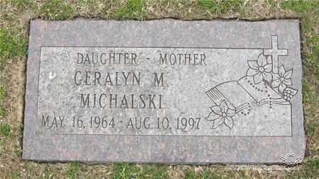 MICHALSKI, GERALYN M. - Lucas County, Ohio | GERALYN M. MICHALSKI - Ohio Gravestone Photos