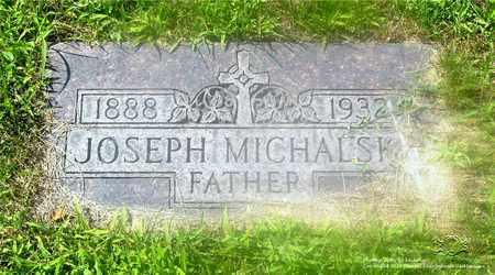 MICHALSKI, JOSEPH - Lucas County, Ohio | JOSEPH MICHALSKI - Ohio Gravestone Photos