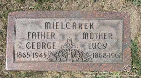 MIELCAREK, GEORGE - Lucas County, Ohio | GEORGE MIELCAREK - Ohio Gravestone Photos