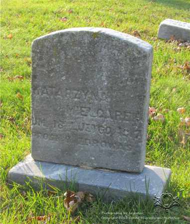 MIELCAREK, KATARZYNA - Lucas County, Ohio | KATARZYNA MIELCAREK - Ohio Gravestone Photos