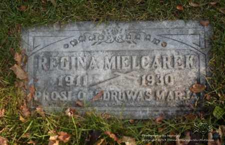 MIELCAREK, REGINA - Lucas County, Ohio | REGINA MIELCAREK - Ohio Gravestone Photos