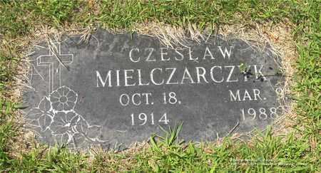 MIELCZARCZYK, CZESLAW - Lucas County, Ohio | CZESLAW MIELCZARCZYK - Ohio Gravestone Photos