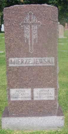 DYKOWSKI MIERZEJEWSKI, STEFANIA - Lucas County, Ohio | STEFANIA DYKOWSKI MIERZEJEWSKI - Ohio Gravestone Photos