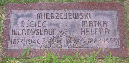MIERZEJEWSKA MIERZEJEWSKI, HELENA - Lucas County, Ohio | HELENA MIERZEJEWSKA MIERZEJEWSKI - Ohio Gravestone Photos