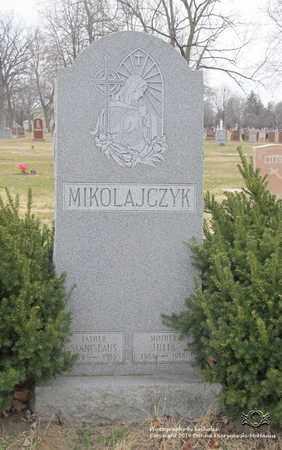MIKOLAJCZYK, STANISLAUS - Lucas County, Ohio | STANISLAUS MIKOLAJCZYK - Ohio Gravestone Photos