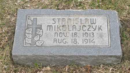 MIKOLAJCZYK, STANISLAW - Lucas County, Ohio | STANISLAW MIKOLAJCZYK - Ohio Gravestone Photos