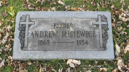 MISIEWICZ, ANDREW - Lucas County, Ohio | ANDREW MISIEWICZ - Ohio Gravestone Photos