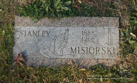 MISIORSKI, STANLEY - Lucas County, Ohio | STANLEY MISIORSKI - Ohio Gravestone Photos