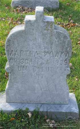 MOWKA, MARTHA - Lucas County, Ohio | MARTHA MOWKA - Ohio Gravestone Photos