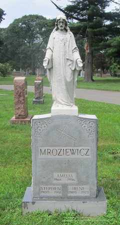 MROZIEWICZ, STEPHEN - Lucas County, Ohio | STEPHEN MROZIEWICZ - Ohio Gravestone Photos