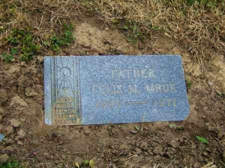 MRUK, FELIX MARTIN - Lucas County, Ohio | FELIX MARTIN MRUK - Ohio Gravestone Photos