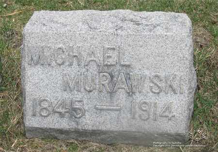 MURAWSKI, MICHAEL - Lucas County, Ohio | MICHAEL MURAWSKI - Ohio Gravestone Photos