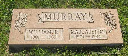 MURRAY, WILLIAM R. - Lucas County, Ohio | WILLIAM R. MURRAY - Ohio Gravestone Photos