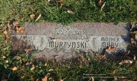 MURZYNSKI, MARY - Lucas County, Ohio | MARY MURZYNSKI - Ohio Gravestone Photos