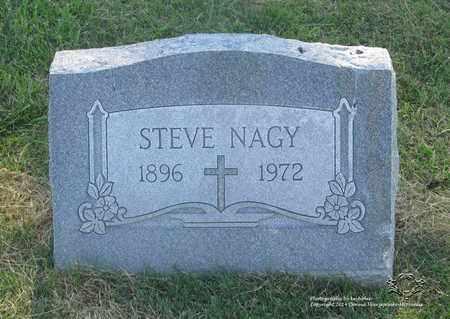 NAGY, STEVE - Lucas County, Ohio | STEVE NAGY - Ohio Gravestone Photos