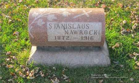 NAWROCKI, STANISLAUS - Lucas County, Ohio | STANISLAUS NAWROCKI - Ohio Gravestone Photos
