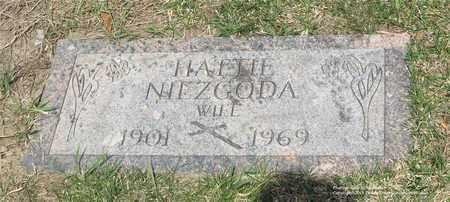 NIEZGODA, HATTIE - Lucas County, Ohio | HATTIE NIEZGODA - Ohio Gravestone Photos