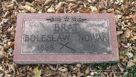 NOWAK, BOLESLAW - Lucas County, Ohio | BOLESLAW NOWAK - Ohio Gravestone Photos