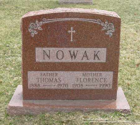 NOWAK, THOMAS - Lucas County, Ohio | THOMAS NOWAK - Ohio Gravestone Photos