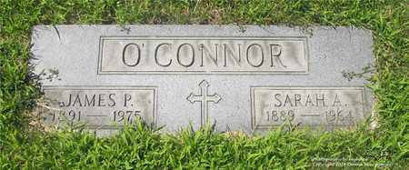 O'CONNOR, SARAH A. - Lucas County, Ohio | SARAH A. O'CONNOR - Ohio Gravestone Photos