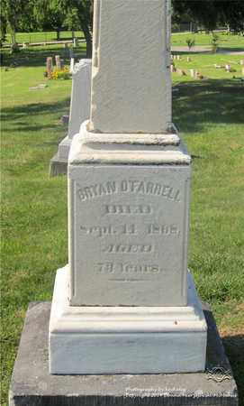 O'FARRELL, BRYAN - Lucas County, Ohio | BRYAN O'FARRELL - Ohio Gravestone Photos