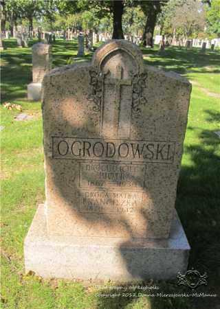 OGRODOWSKI, PIOTR (PETER) - Lucas County, Ohio | PIOTR (PETER) OGRODOWSKI - Ohio Gravestone Photos