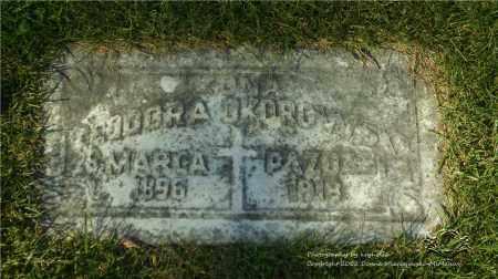 OKOROWSKI, THEODORA - Lucas County, Ohio | THEODORA OKOROWSKI - Ohio Gravestone Photos