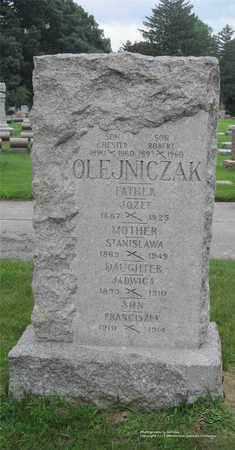 OLEJNICZAK, ROBERT - Lucas County, Ohio | ROBERT OLEJNICZAK - Ohio Gravestone Photos