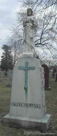 ORZECHOWSKI, FAMILY MONUMENT - Lucas County, Ohio | FAMILY MONUMENT ORZECHOWSKI - Ohio Gravestone Photos
