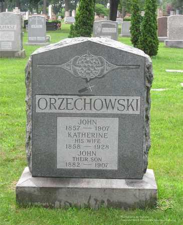 GAJEWSKI ORZECHOWSKI, KATHERINE - Lucas County, Ohio | KATHERINE GAJEWSKI ORZECHOWSKI - Ohio Gravestone Photos