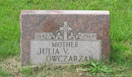 OWCZARZAK, JULIA - Lucas County, Ohio | JULIA OWCZARZAK - Ohio Gravestone Photos