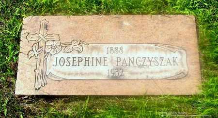 PANCZYSZAK, JOSEPHINE - Lucas County, Ohio | JOSEPHINE PANCZYSZAK - Ohio Gravestone Photos