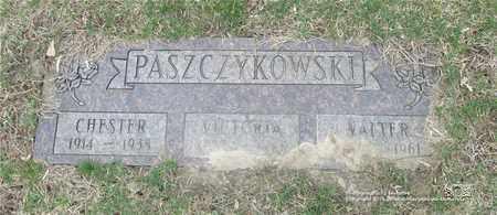 PASZCZYKOWSKI, WALTER - Lucas County, Ohio | WALTER PASZCZYKOWSKI - Ohio Gravestone Photos