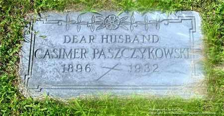 PASZCZYKOWSKI, CASIMER - Lucas County, Ohio | CASIMER PASZCZYKOWSKI - Ohio Gravestone Photos