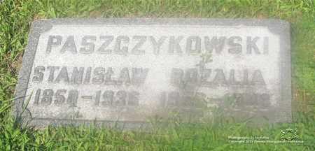 PASZCZYKOWSKI, ROZALIA - Lucas County, Ohio | ROZALIA PASZCZYKOWSKI - Ohio Gravestone Photos