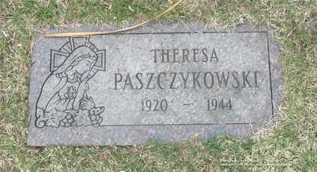 PASZCZYKOWSKI, THERESA - Lucas County, Ohio | THERESA PASZCZYKOWSKI - Ohio Gravestone Photos