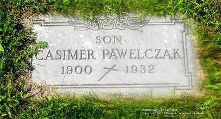 PAWELCZAK, CASIMER - Lucas County, Ohio | CASIMER PAWELCZAK - Ohio Gravestone Photos