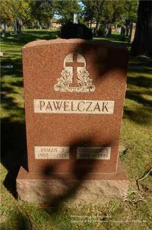 PAWELCZAK, ROMAN J. - Lucas County, Ohio | ROMAN J. PAWELCZAK - Ohio Gravestone Photos