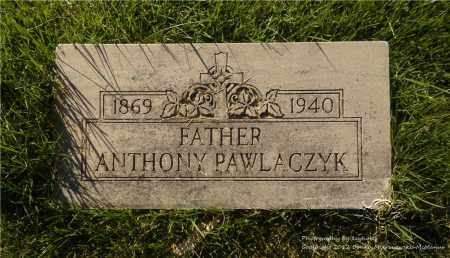 PAWLACZYK, ANTHONY - Lucas County, Ohio | ANTHONY PAWLACZYK - Ohio Gravestone Photos